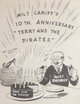 Image of Milt Caniff's 10th Anniversary of 'Terry and the Pirates' - Sanders, Tom, Jr.